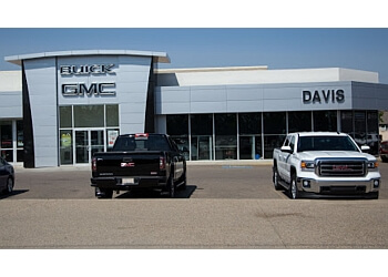 Medicine Hat car dealership Davis GMC Buick