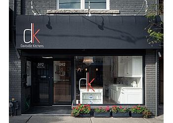 Toronto custom cabinet Davisville Kitchens
