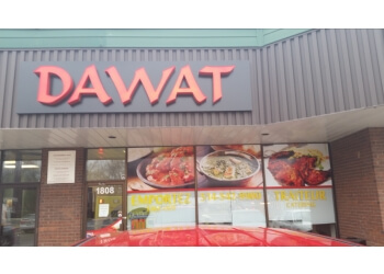 Dollard des Ormeaux indian restaurant Dawat