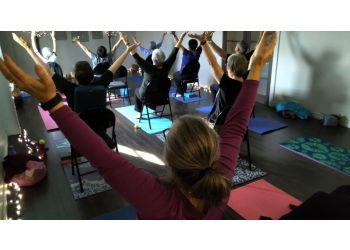 Sudbury yoga studio Dawn Condon Connected Living