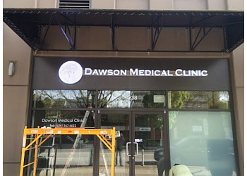 Burnaby urgent care clinic Dawson Medical Clinic