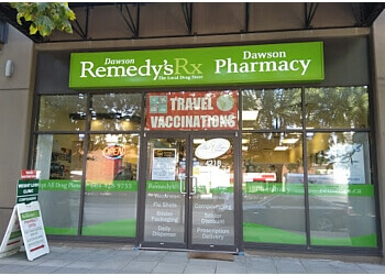 Burnaby pharmacy Dawson Pharmacy