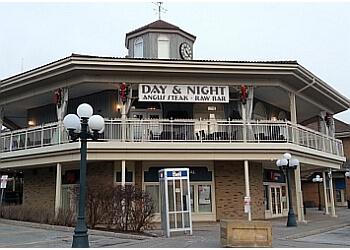 Markham steak house Day and Night Angus Steak & Raw Bar
