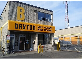 Markham storage unit Dayton Self Storage