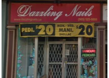Hamilton nail salon Dazzling Nails