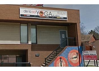 Hamilton yoga studio De La Sol Yoga Studios Inc.