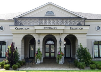 Oshawa funeral home DeStefano Funeral Home Services Inc.