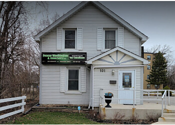 Halton Hills tax service Deacur Worthington & Associates