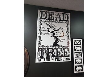 Fredericton tattoo shop Dead Tree Tattoo