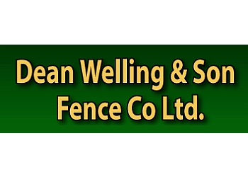 Moncton fencing contractor Dean Welling & Son Fence Co Ltd