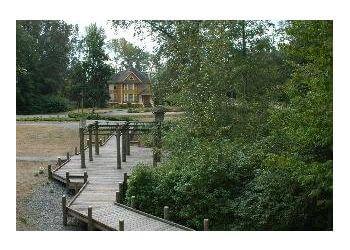 Delta public park Deas Island Regional Park