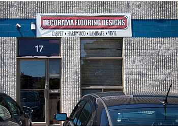 Ajax flooring company Decorama Flooring