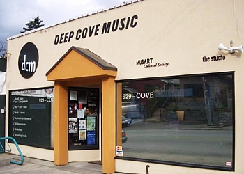 North Vancouver music school Deep Cove Music