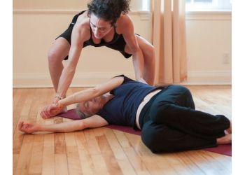 Sarnia yoga studio Deep Roots Yoga