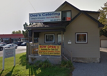 Oshawa caterer Dee's Catering