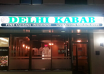 Brossard indian restaurant Delhi Kabab