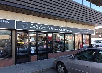 Kelowna caterer Deli City Cafe & Catering Co.
