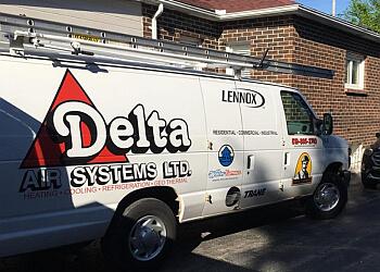 Waterloo hvac service Delta Air Systems Ltd.