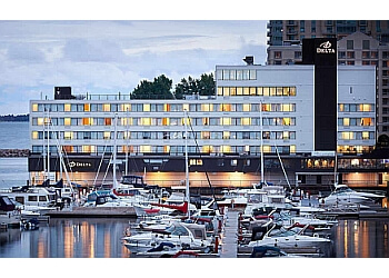 Kingston hotel Delta Waterfront Hotels