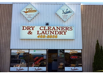 Halifax dry cleaner Deluxe Dry Cleaners