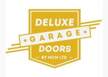 Burlington garage door repair Deluxe Garage Doors