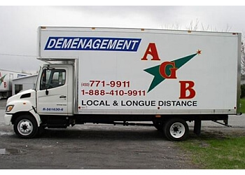 Saint Hyacinthe moving company Demenagement Agb Et Entrpsg