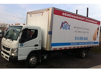 Shawinigan moving company Demenagement Economique Alex