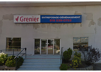Shawinigan moving company Demenagement Grenier Inc.