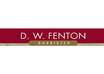 North Bay criminal defense lawyer Dennis W. Fenton, Barrister