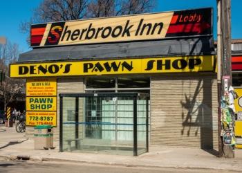Winnipeg pawn shop Deno's Pawn Sales Ltd.