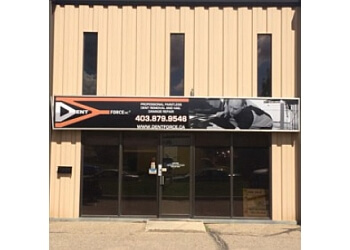 Dent Force Airdrie Auto Body Shops