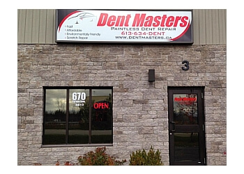 Kingston auto body shop Dent Masters