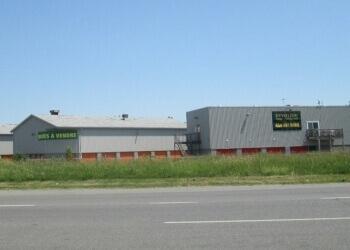 Laval storage unit Depotium Mini-Entrepôt
