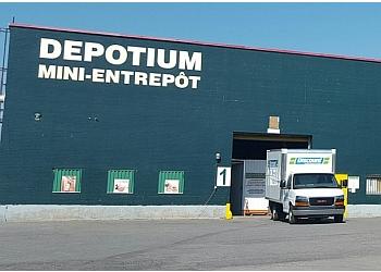 Longueuil storage unit Depotium Mini-Entrepôt