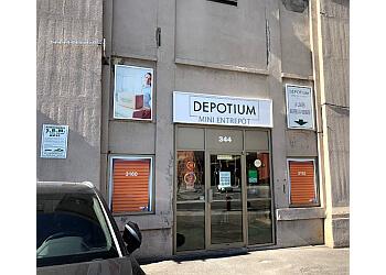 Montreal storage unit Depotium Mini-Entrepôt