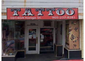 Richmond Hill tattoo shop Depression Ink