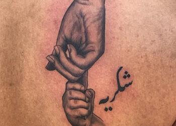 Richmond Hill tattoo shop Depression Ink