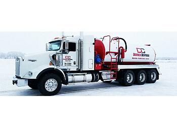 Edmonton septic tank service Derrick Disposal