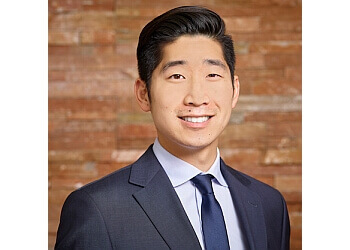 Edmonton estate planning lawyer Derrick Hwang