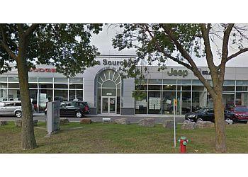 Dollard des Ormeaux car dealership Des Sources Dodge Chrysler Jeep Ram FIAT Ltee