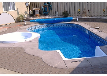 Kamloops pool service Desert Pools And Spas Ltd.
