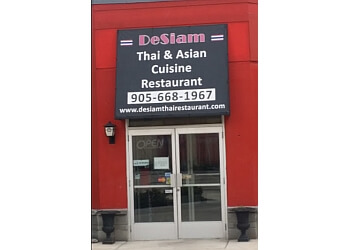 Whitby thai restaurant Desiam Thai Restaurant