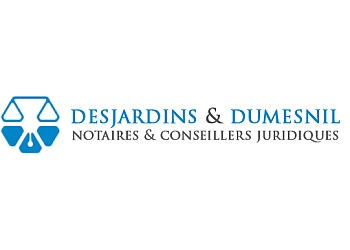 Montreal notary public Desjardins & Dumesnil, Notaires & Conseillers Juridiques