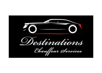 Ajax limo service Destinations Chauffer Services Inc.