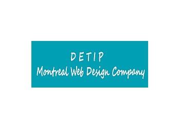 Dollard des Ormeaux web designer Detip