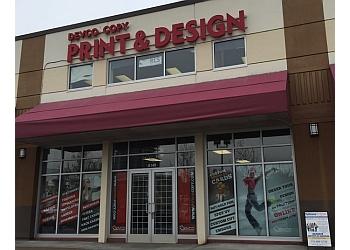 Surrey printer Devco Design & Print