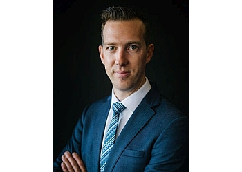 Lethbridge real estate lawyer Devin Wallace