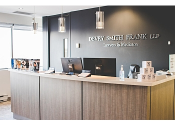 Whitby employment lawyer Devry Smith Frank LLP