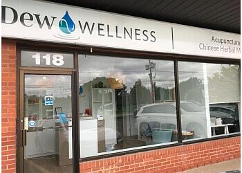 Halton Hills acupuncture Dew Wellness