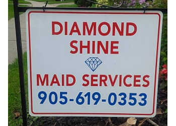 Whitby house cleaning service Diamond Shine Maid services